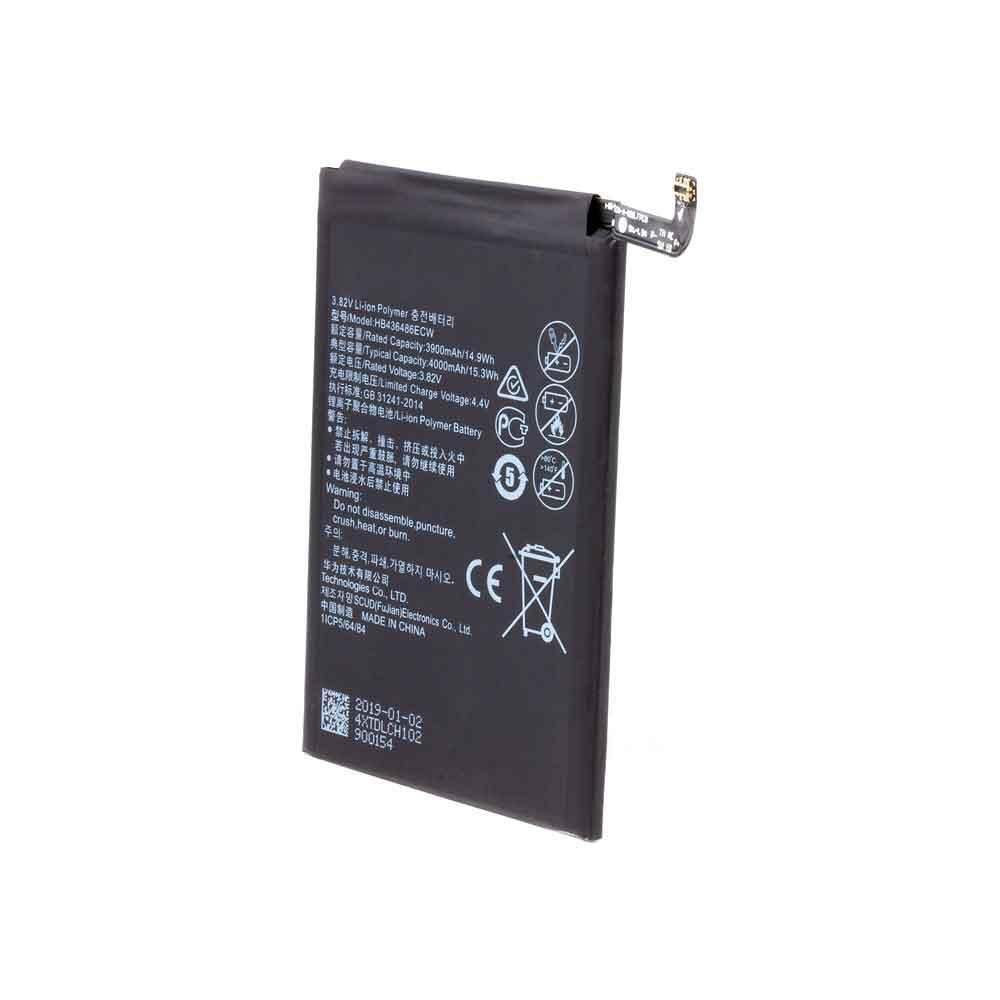 Huawei P20 Akku Kapazität