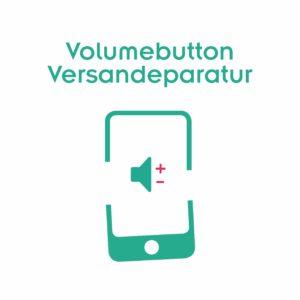 Handy Reparatur Volumebutton Grafik