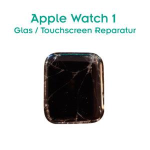 Apple Watch 1 Glas Reparatur