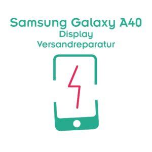 galaxy-a40-display